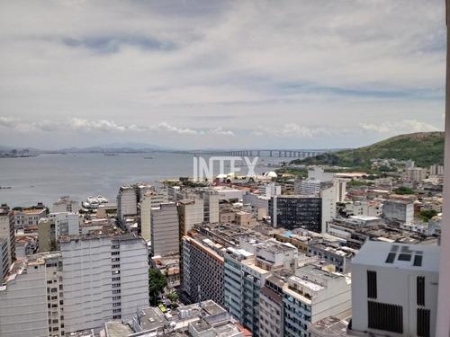 Salas No Niterói Shopping, 60 M² - Venda Por R$ 250 Mil - Centro - Niterói - Sa00036 - 69028351