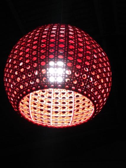 Luminarias Em Aluminio E Fibra Sintetica