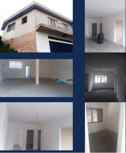 Imagem 1 de 1 de Prédio, 140 M² - Venda Por R$ 1.000.000 Ou Aluguel Por R$ 6.000/mês - Vila Nova Manchester - São Paulo/sp - Pr0056
