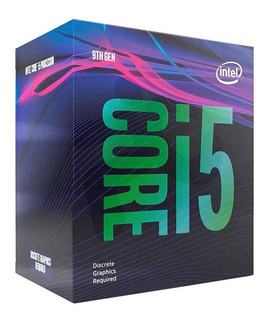 Cpu Core I5-9400f 4.10 Ghz 9mb (1151-v2) Intel