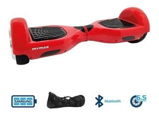 Hoverboard Pro- Mountain Vermelho Bateria Samsung