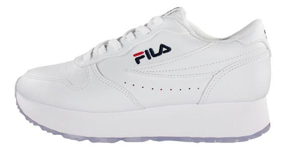 Zapatillas Fila Euro Jogger Wedge Mujer
