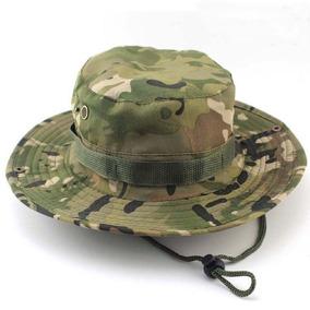Sombrero Militar Táctico Boonie Hat Multicam