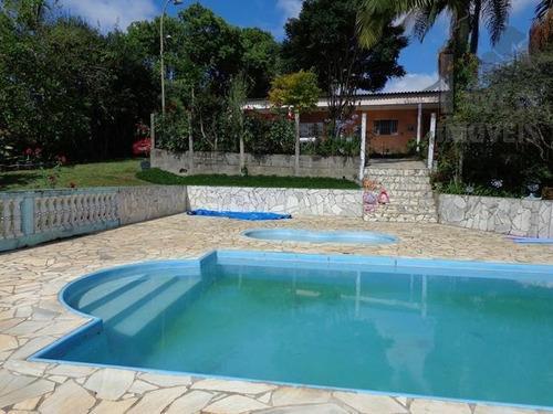 Cód 3061 - Chácara Completa Com Lago, Piscina E Espaço Gourm - 3061