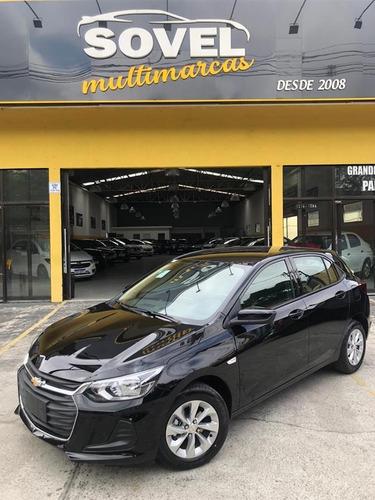 Chevrolet Onix Onix Hatch Lt 1.0 12v Flex 5p Mec. Flex Manu