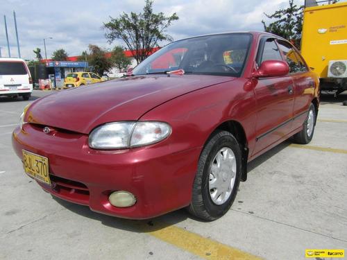 Hyundai Accent 1.3 Ls 4 P