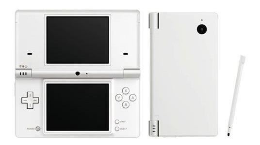 Nintendo Dsi Branco Original Nintendo Novo Caixa
