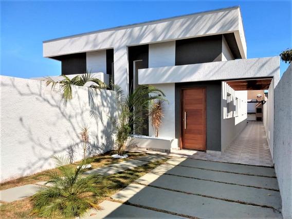 Casa Nova Lado Praia Com Designer Belíssimo