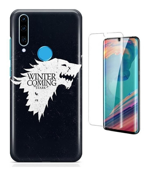 Kit Capa Huawei P30 Lite Game Of Thrones E Pelicula