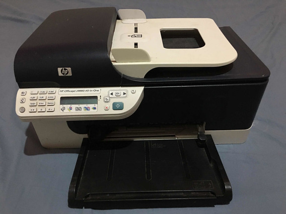 Multifuncional Hp Officejet J4660