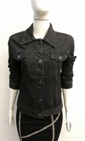 Jaqueta Fem. Black Jeans Zoomp - Tam: G - Original