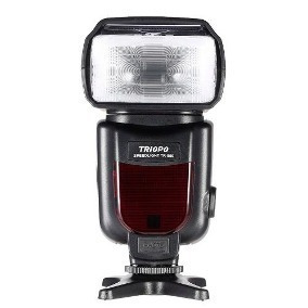 Flash Triopo 982 Para Nikon D3300 D7400 D7000 D5400 D5300