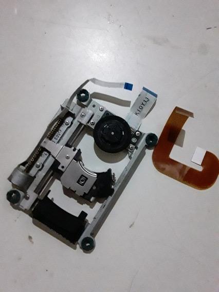 Kit Leitor Óptico+cabo Flat J+motor Central+ Motor Lateral