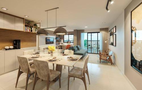 Imagem 1 de 30 de Apartamento Com 3 Quartos À Venda, 88 M², 2 Vagas, Lazer, Financia - Fátima - Fortaleza/ce - Ap1891