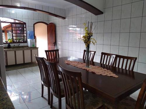 Imagem 1 de 15 de Sobrado Com 3 Dormitórios À Venda Por R$ 560.000,00 - Jardim Santo Alberto - Santo André/sp - So0270