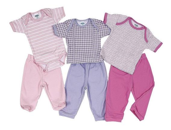 Set Para Bebé Baby Mink Creciendo Contigo Ropa Bebé Conjunto