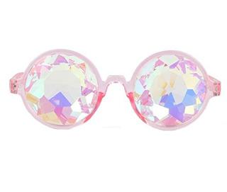 Festivales De Careonline Caleidoscopio Gafas Arco Iris Prism