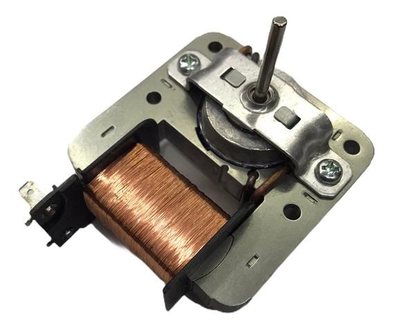 Motor Fan Ventilador Microondas 220v Forzador Eje 25mm X 3mm