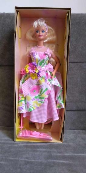 Barbie Edição Especial Primavera Avon Original Importada
