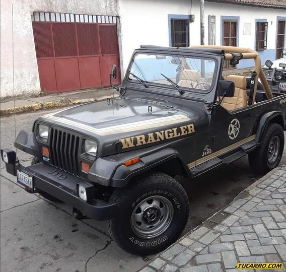 Jeep Wrangler .
