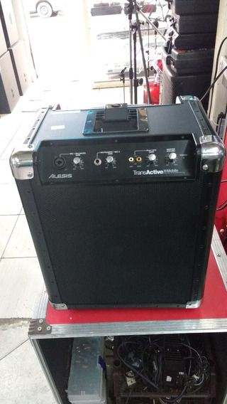 Portable Pa System With iPod Alesis