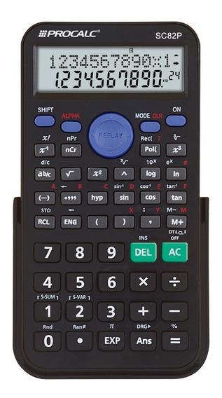 Calculadora Científica Sc82p Procalc Similar Casio Fx82ms