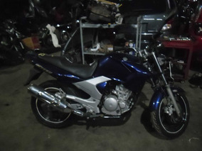 Sucata Ys 250 Fazer L. Edition /blueflex 2007 Yamaha