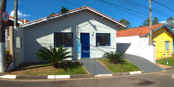 Casa Com 3 Dormitórios Para Alugar, 100 M² Por R$ 2.150/mês - Condomínio Porto Do Sol - Louveira/sp - Ca0356
