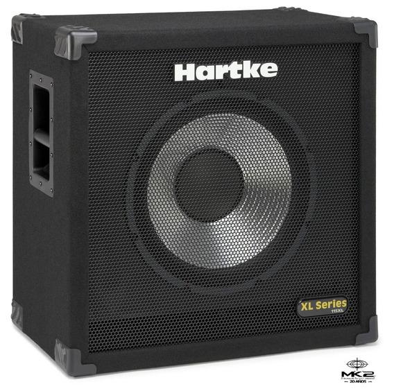 Hartke 115bxl Caja Bafle Para Bajo 1x15 200w Cono Aluminio Oferta