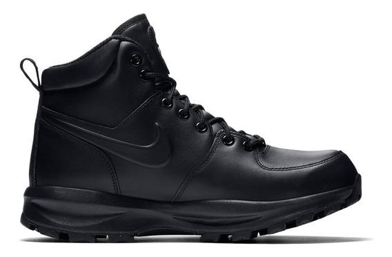 Zapatillas Hombre Nike Manoa Caña Negras
