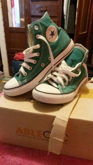 Converse Verdes #2