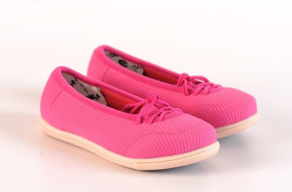 Zapatillas Elastizadas Doblele Minivondel Niñas Colores