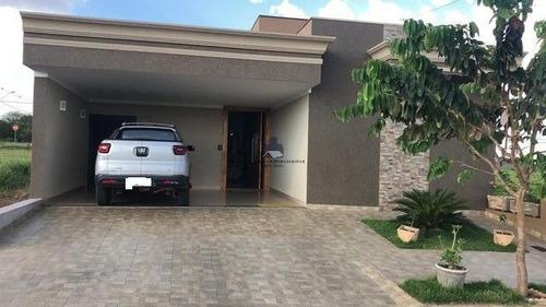 Imagem 1 de 6 de Casa À Venda No Bairro Condomínio Damha Fit I - Ipiguá/sp - 2021357