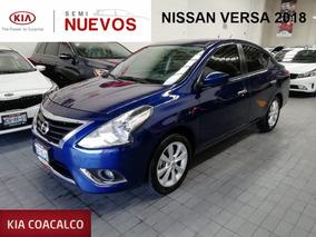 Nissan Versa Advance L4/1.6 Aut