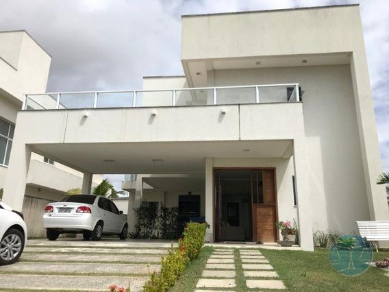 Casa 3 Dorm No Vila Dos Lagos - V-10717