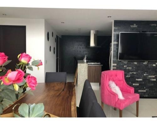 Venta Precioso Pent House Doble Altura, Zona Ajusco, Tlalpan, Cdmx