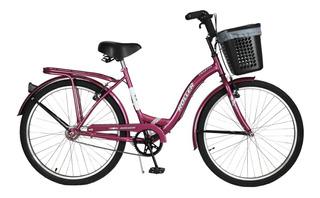Bicicleta Playera De Paseo Roller Cicletta R26 Envío Gratis