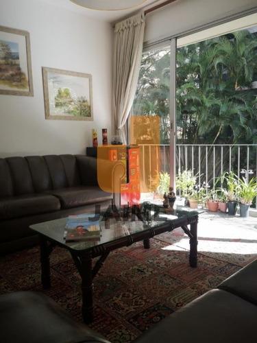 Apartamento Para Venda No Bairro Vila Madalena Em São Paulo - Cod: Ja17179 - Ja17179