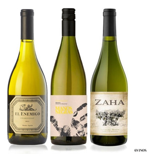 1 Selección Uvas Blancas, Semillón Y Chardonnay