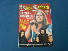Revista - Black Sabbath - História & Discografia Completa