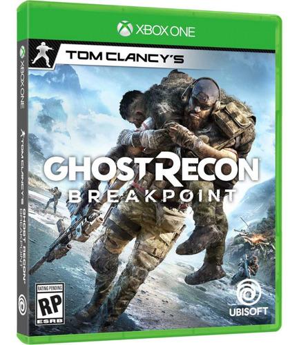 Imagen 1 de 9 de Tom Clancy's Ghost Recon Breakpoint Xbox One Fisico Sellado