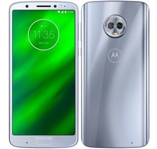 Celular Moto G6 32gb | 3gb Ram | 12mp & 5mp | Tela 5.7 Full