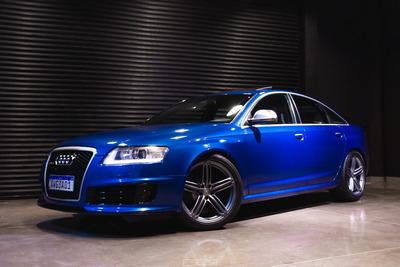 Audi Rs6 2010 5.0 V10 Biturbo