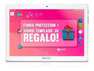 Tablet Pc Exo 101h Hdmi Gps 2gb 16gb Fullhd + Vidrio + Funda