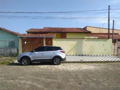 Casa Em Itanhaém Lado Praia 250m² 3 Dormitórios. 5644e