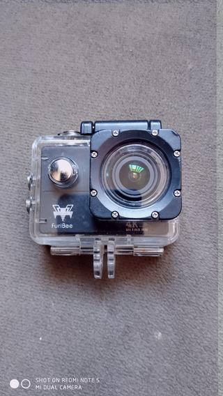 Câmera De Ação 4 K A Prova D