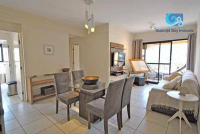 Apartamento Com 2 Dormitórios À Venda, 70 M² - Praia Da Enseada - Guarujá/sp - Ap4588