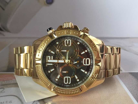 Relógio Masculino Condor Covd54au/4c Dourado
