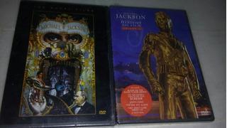 Michael Jackson History On Film Volume Ii Y The Short Dvd