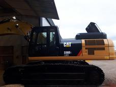 Caterpillar 336d2lme Ano2016 3.300hs Www.rodorental.com.br